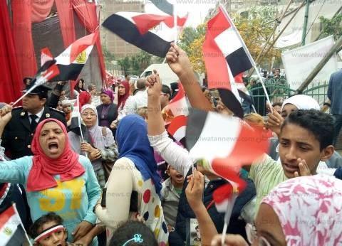 """""""مصر السلام"""" تتابع سير العملية الانتخابية في 26 محافظة"""