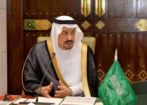 """الأمير فيصل بن بندر يترأس جلسة """"التنمية السياحية"""" بمنطقة الرياض"""