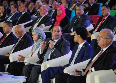 """السيسي: الانتهاء من تطوير 7500 وحدة لـ""""بشاير الخير"""" في الإسكندرية"""