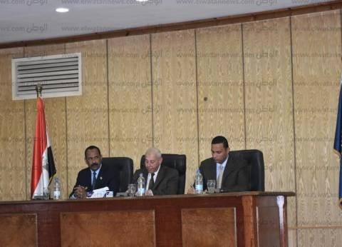 محافظ أسوان يطالب بمقترحات جديدة تشمل التوسعات العمرانية في المخطط الاستراتيجي