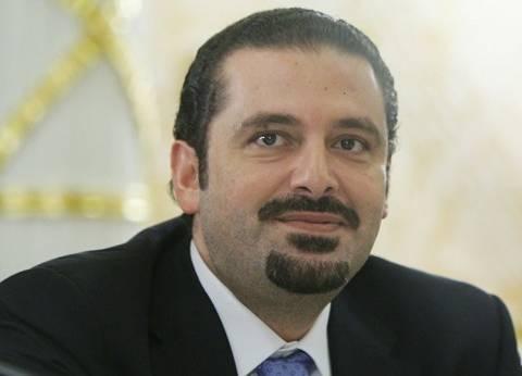 """""""الحريري"""" يعزي السيسي في ضحايا تفجير مسجد الروضة بسيناء"""
