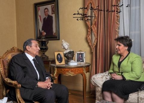 مبارك: إيران تسعى للتغلل في المنطقة وأطماع إسرائيل واضحة