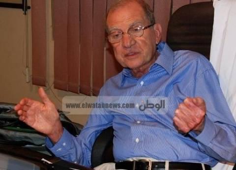 «المصرى الديمقراطى»: سنرفض استقالة «أبوالغار» حتى يتراجع