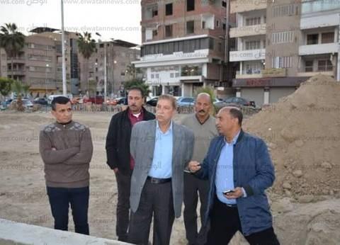 محافظ الإسماعيلية: استرداد 22 ألف متر مربع من أملاك الدولة