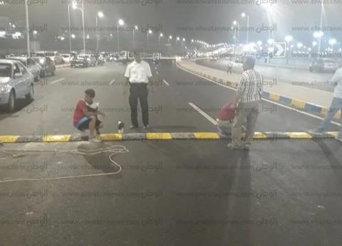 """""""طرق جنوب سيناء"""": تطوير وتأهيل الطرق الداخلية بتكلفة 77 مليون جنيه"""
