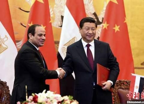 خبراء يـكشفون سبب لقاء السيسي برئيس شركة هواوي الصينية للاتصالات