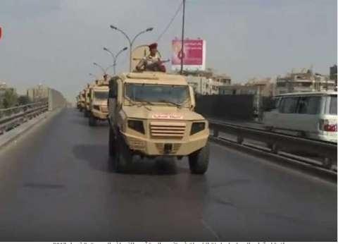 بالفيديو| انتشار قوات الجيش لتأمين المنشآت الحيوية