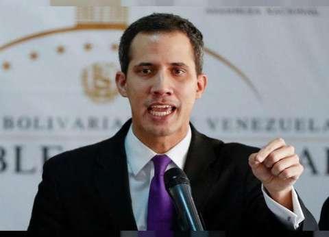 """البرازيل وبارجواي وكولومبيا والبيرو يعترفون بـ""""جوايدو"""" رئيسا لفنزويلا"""