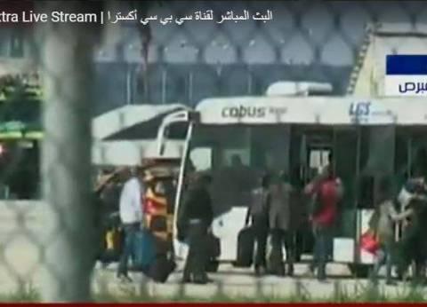 عاجل| 30 مصريا و26 أجنبيا على متن طائرة مصر للطيران المختطفة