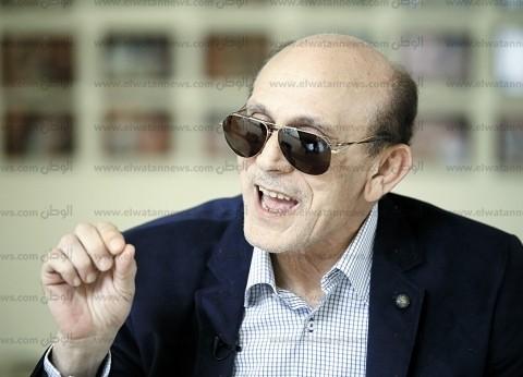 """محمد صبحي: """"أم كلثوم غنت لي مخصوص.. وأدتني 50 جنيها"""""""