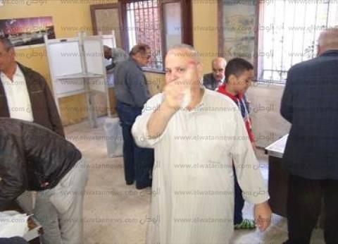 """ارتباك بين الناخبين بسبب انسحاب مرشح """"النور"""" في دائرة """"بندر المنصورة"""""""