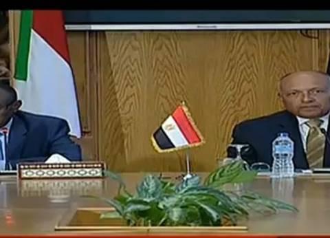 وزير خارجية السودان: لا سبيل أمام القاهرة والخرطوم سوى التعاون المشترك