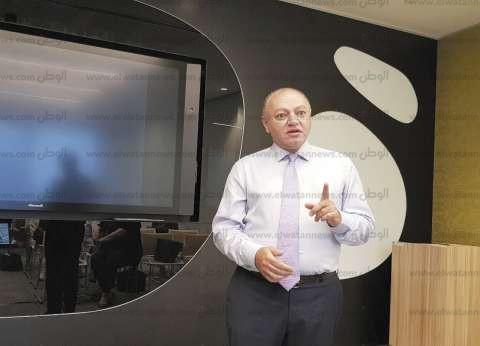 نائب الرئيس التنفيذى لـ«ماستركارد» العالمية: نعمل مع «القاهرة» لتقديم «العاصمة الإدارية» كنموذج عالمى للمدن الذكية.. ونستهدف طفرة فى «الدفع الإلكترونى»