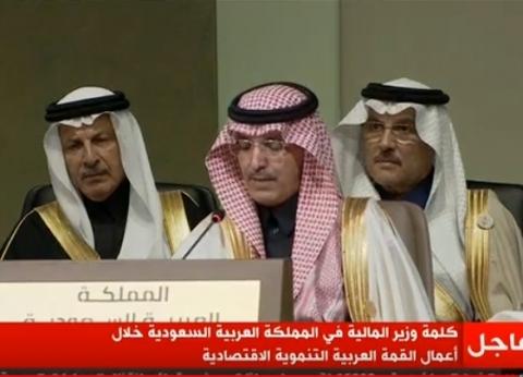 quotالمالية السعوديةquot: قمة الرياض خرجت بقرارات لدعم العمل العربي المشترك
