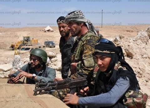 الطريق «المرعب» إلى «مقبرة داعش».. «الوطن» على «خط تماس دير الزور»