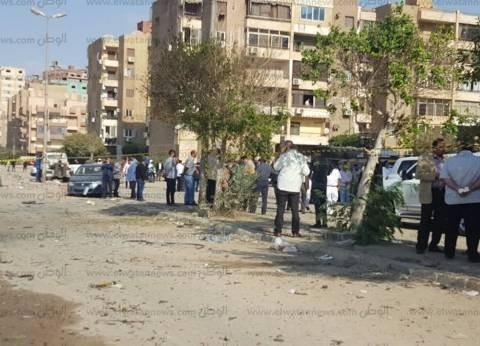 """شاهد في """"أجناد مصر"""": أصبت في انفجار جامعة القاهرة"""