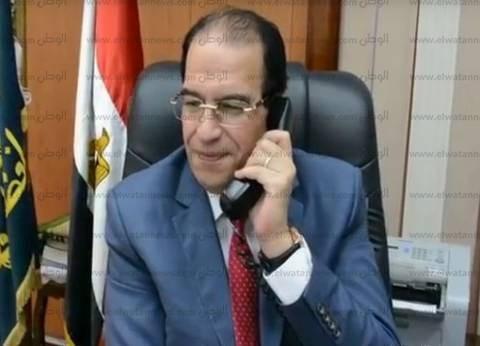 الشعراوي يهنئ أوئل محافظة الدقهلية في الثانوية العامة