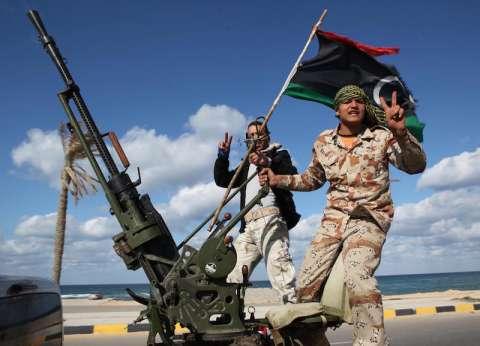 """""""المريمي"""" يشيد بجامعة الدول العربية وأمينها العام لحل الأزمة الليبية"""