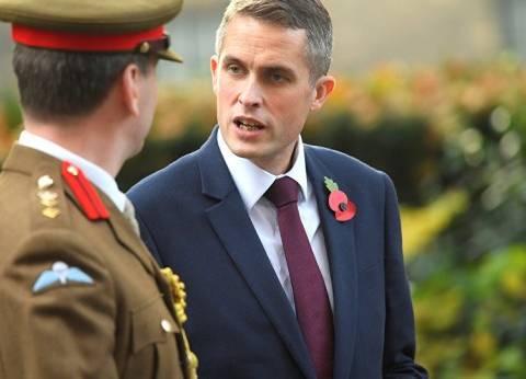 وزير الدفاع البريطاني في زيارة رسمية إلى إستونيا