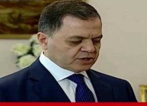 أبرز العمليات التي شارك فيها وزير الداخلية الجديد