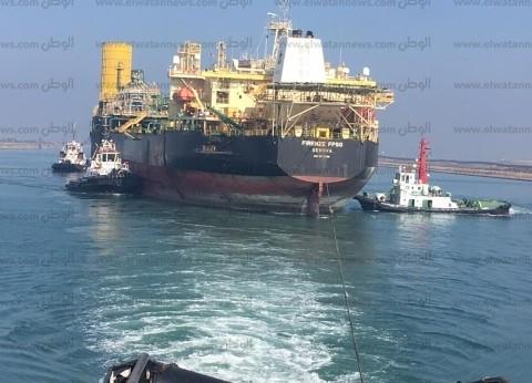 رغم سوء حالة الطقس.. 19 سفينة إجمالي الحركة بموانئ بورسعيد