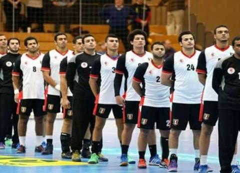 بث مباشر لمباراة اليد بين مصر وألمانيا في الأولمبياد