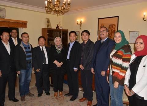 نائبة وزير السياحة: زيادة مطردة في الحركة السياحية الوافدة من الصين