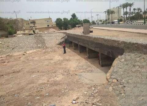 """""""الري"""": أولوية خاصة لمحافظة جنوب سيناء ومشروعات لمخاطر السيول"""