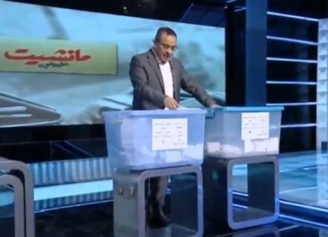 بصندوقين.. جابر القرموطي يجري محاكاة للانتخابات الرئاسية