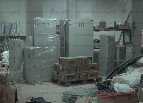اقتحام مستشفى «ويل كير» فى التجمع الخامس وسرقة مستلزمات كهرباء وغاز بـ4 ملايين جنيه