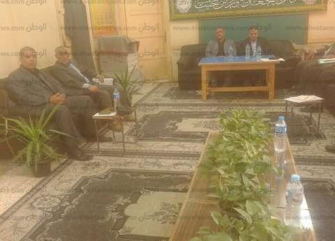 """رفع كتاب """"الإذاعة المدرسية"""" من مكتبات المعاهد الأزهرية في كفر الشيخ"""