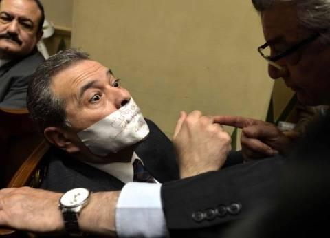 """29 ماس الحكم في دعوى طليقة """"توفيق عكاشة"""" بتهمة السب والقذف"""