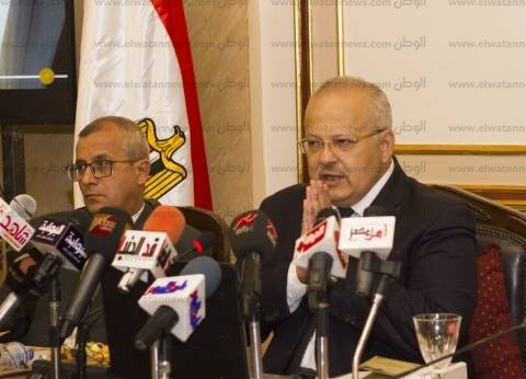 رئيس جامعة القاهرة: إعداد كتابين عن التفكير النقدي وريادة الأعمال
