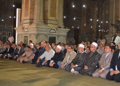 نقل شعائر صلاة الجمعة من الإسماعيلية احتفالا بذكرى نصر أكتوبر