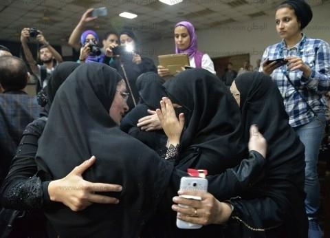 """أفراح بعد إنكار الأب قتل """"ريان ومحمد"""".. والزوجة: كنت عارفة أنه بريء"""