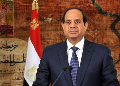 3 قرارات رئاسية لـ السيسي بتعيين رؤساء هيئات قضائية