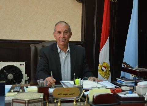 """محافظ البحر الأحمريشيد بـ""""مصر تستطيع"""": تطوير التعليم بناء للدولة"""