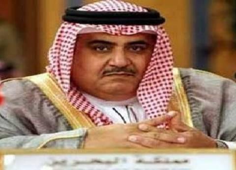 وزير خارجية البحرين يشيد بالسيسي في الدفاع عن القضية الفلسطينية