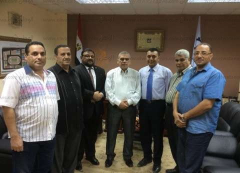 """بروتوكول تعاون بين """"الشباب والرياضة"""" وبنك مصر في الغربية"""