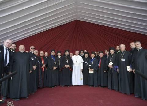 الكنائس تشارك فى احتفالات تحرير سيناء وتصلى لمصر وجيشها