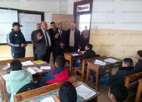 تخصيص قطعة أرض بمطروح لإقامة مدارس مصر الخير