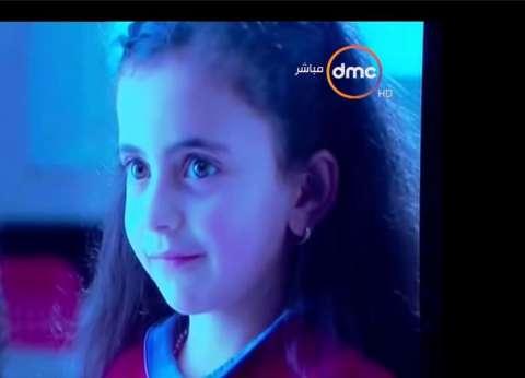 """مشاركة بفيلم الأطفال لـ""""الوطن"""": """"مبسوطة إن السيسي شافني في الافتتاح"""""""