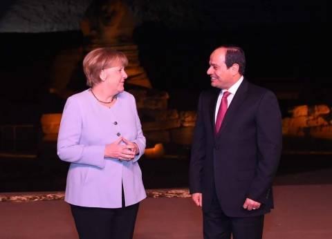 عبد المنعم سعيد: مصر ستستفيد من التكنولوجيا الألمانية في مواجهة الإرهاب