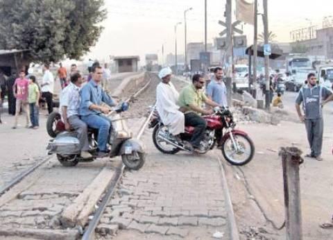"""السكة الحديد: التأخيرات على خط """"القاهرة - السد العالي"""" 40 دقيقة"""
