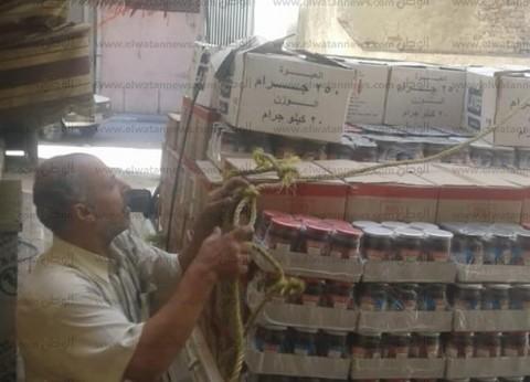 """""""تضامن الإسكندرية"""" توزع 500 شنطة رمضان على الأسر الأولى بالرعاية"""