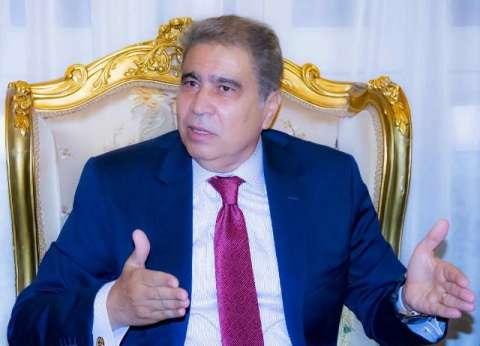 محافظ المنيا الجديد: أنا ديكتاتور في القرارات التي تصب في مصلحة الوطن