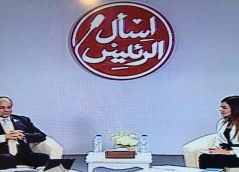 """خلود زهران تكشف كواليس اختيارها لحوار الرئيس: """"كنت متوترة"""""""