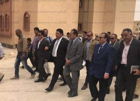 محافظ شمال سيناء: خطة الدولة لإحداث تنمية شاملة ليست وقتية