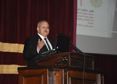 رئيس جامعة القاهرة: 5 آلاف طالب تقدموا للسكن بالمدن الجامعية