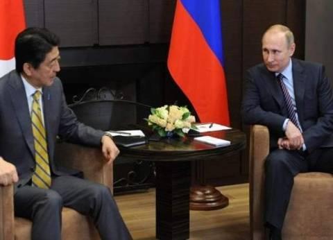 بسبب الخلاف على جزر الكوريل.. بوتين: إبرام اتفاق سلام مع اليابان أمر صعب